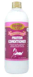 EQUINADE SHOWSILK PROTEIN COND 1L