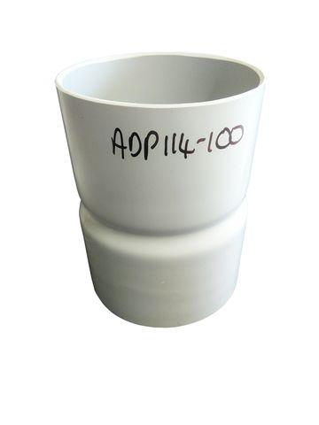PVC to Pressure pipe