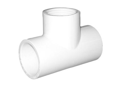 PVC Faucet Tee