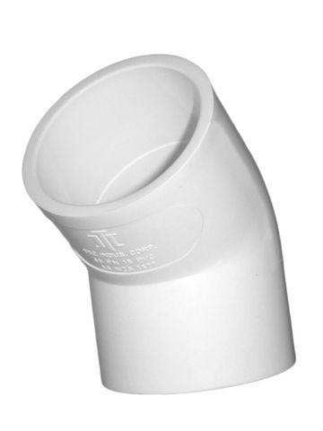 PVC 45 degree Elbow