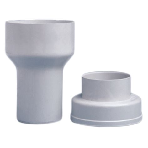 PVC to Clay Adaptors