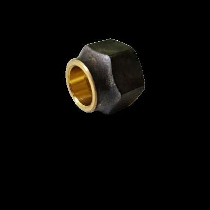 Brass Crox Nut