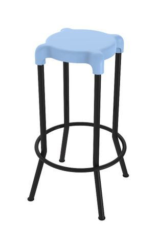 Cosmic Stool, No back H710mm PP seat