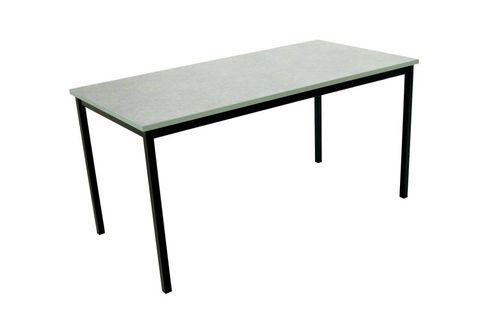 Table Rectangle L1200*D600*H725mm 4L 16mmTop