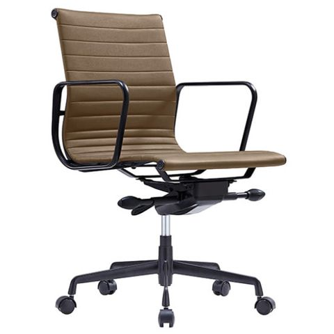 Volt chair with black arms