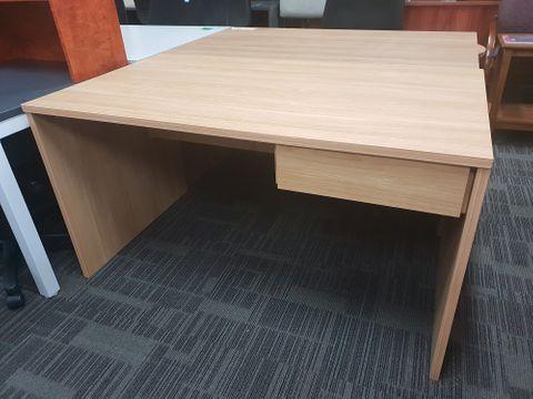 Harris Desk 1 Small Dr L1350xD750xH725mm SS