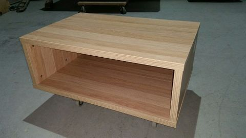 COFFEE TABLE 1200*600*H450*25mm L2