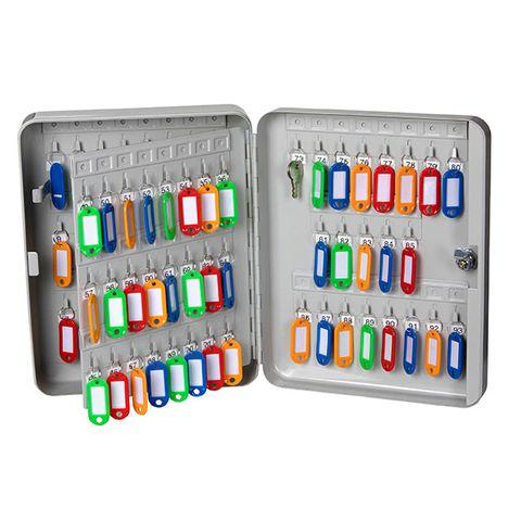 Key Cabinet 93 Capacity C/w  93 Tags
