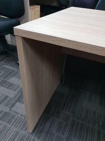 Bourke Desk Range Woodgrain Colours