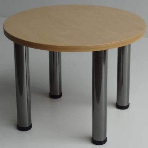 Coffee Table 4 Rondella Legs, Diam600*H450mm