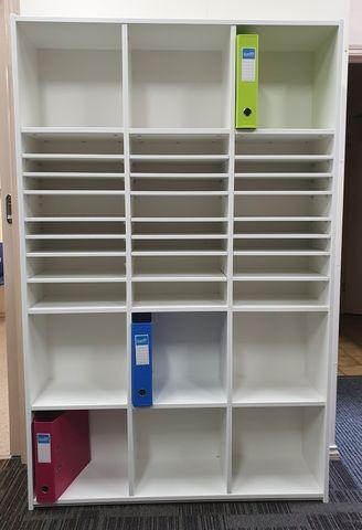 Bookcase Pigeonhole Unit H1800*W1060*D300mm