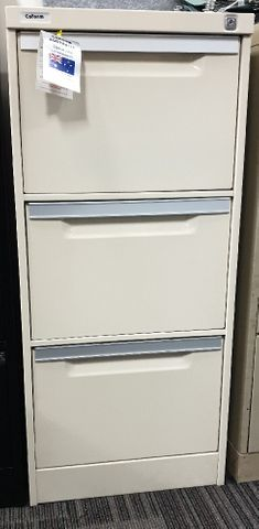 Hi-Strength Filing Cabinet 3Dr H1018*W457*620mm