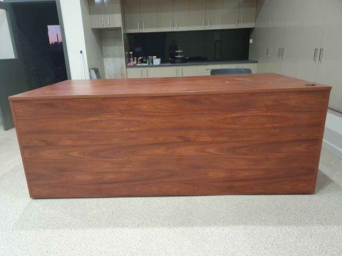 Reception Counter L2400*D1200*H900mm