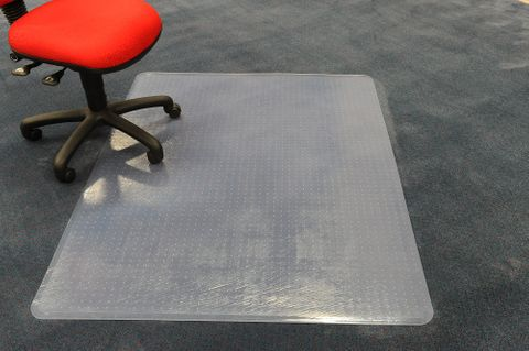 Anchormat Deluxe Chairmat for High Pile Carpets