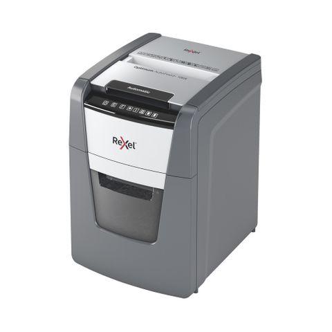 Rexel Optimum 100X crosscut shredder