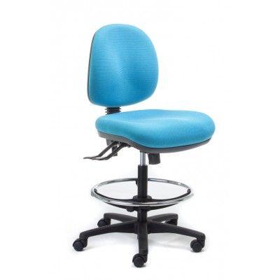 Delta Medium Back Drafting Chair