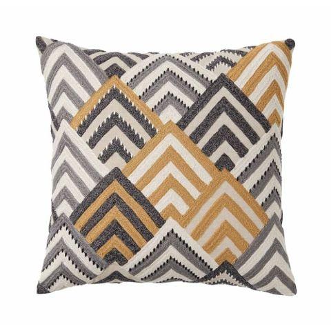Aldo Cushion Dijon Embroidery Cushion 50 x 50cm