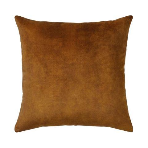 Ava Cushion Ochre  Cushion 50 x 50cm