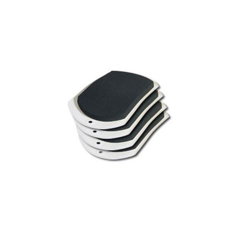 Ez Moves Pro Furniture Glides for use on Carpet. Pack of 4