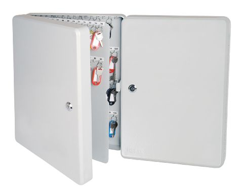 Helix Key Cabinet 300 Capacity C/w 300 Tags
