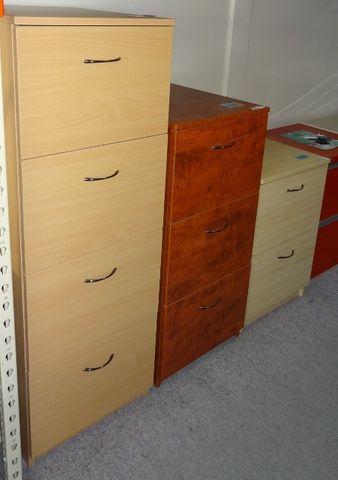 Home File Cabinet, Non Locking