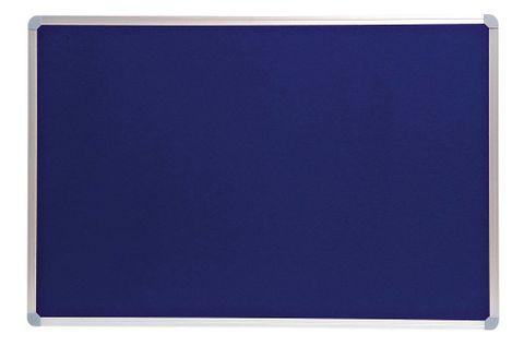 Pinboard Velour Metallo 2 Trim 3600x1212mm