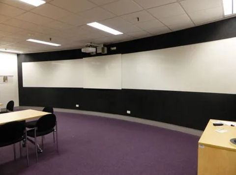 Porcelain Gloss Projection Surface Whiteboard