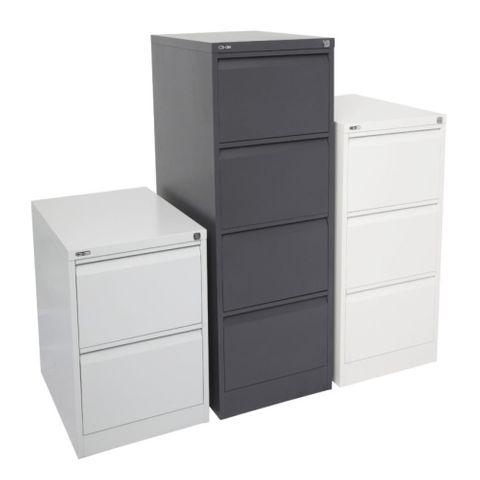 Go Steel Filing Cabinet Range
