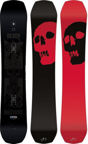 CAPITA 2021 The Black Snowboard Of Death