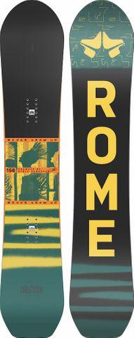 ROME 2021 Stale Crewzer Snowboard