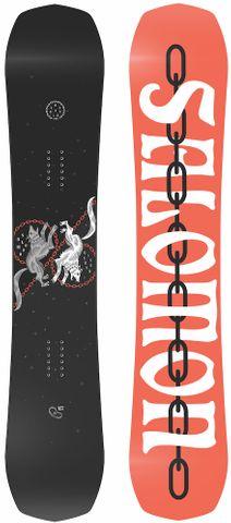 SALOMON 2021 Assassin Pro Snowboard