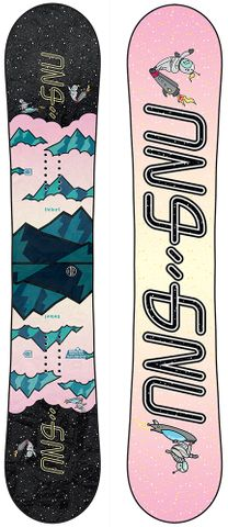 GNU 2021 Velvet Ladies Snowboard