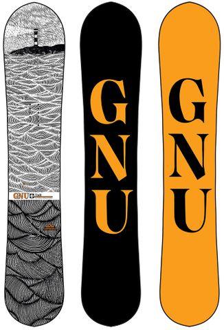 GNU 2021 T2B Snowboard