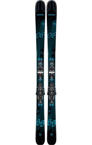 ROSSIGNOL 2021 Experience 88 Ti Basalt W/Spx 12 Konect Gw Snow Ski
