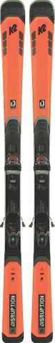 K2 2021 Disruption 78 C W/M3 12 Snow Skis