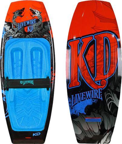 KD 2020 Livewire Kneeboard