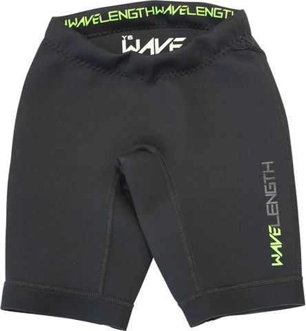 WAVELENGTH 2016 Junior Boys Neo Shorts with Leg Strap