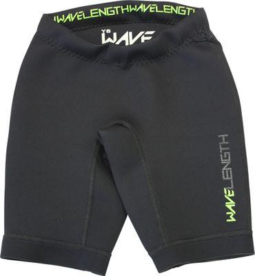 WAVELENGTH 2016 Junior Boys Neo Shorts with Leg Strap
