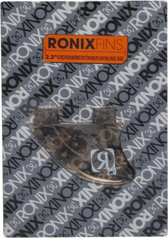 RONIX 2021 Alfred Poly Carbonate Bottom Mounted Surf Fin (Each)