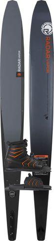 RADAR 2021 Vapor Graphite with Vector Boot & Vector ARTP