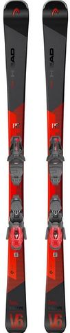 HEAD 2021 V-Shape V6 W/Pr 11 GW Snow Skis