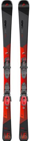 HEAD 2021 V-Shape V6 W/Pr 11 GW Snow Skis