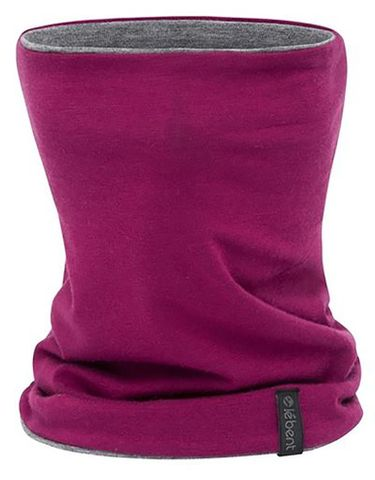 LE BENT Double Down Reversible 260 Neck Gaiter