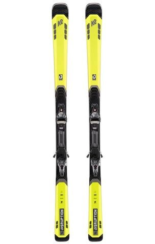K2 2022 Disruption 82 Ti W/Mxcell 12 Snow Skis