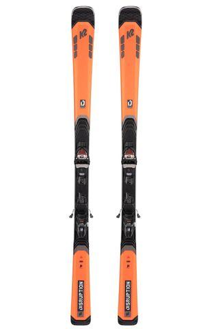 K2 2022 Disruption 78 C W/M3 11 Snow Skis