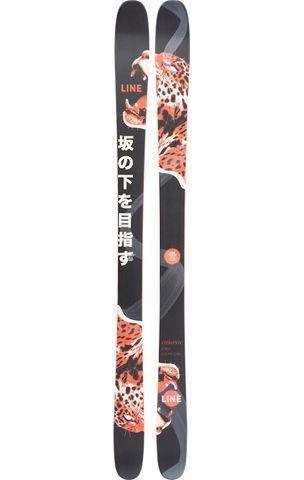 LINE 2022 Chronic Snow Skis