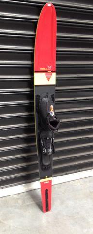 HO 2016 HO TX Slalom Ski with Radar Prime Boot & RTP - Used