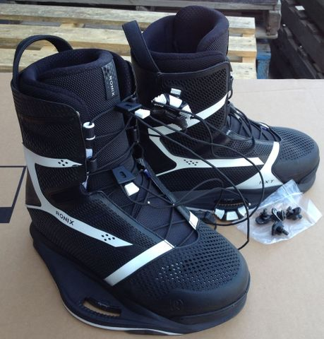 RONIX 2019 RXT Wakeboard Boots - Used