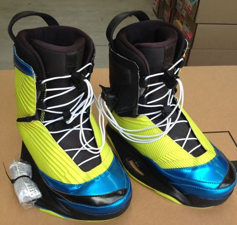 RONIX 2016 One Wakeboard Boots - Used