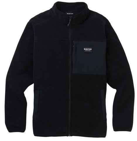 BURTON 2021 Hearth Full-Zip Fleece